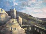Les ruines de Ribeauville by maroe