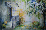 Descente au jardin... by maroe