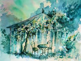 Rendez vous au jardin by maroe