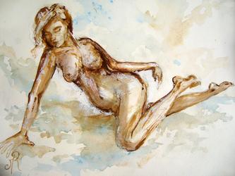 Nude by maroe