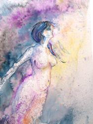 woman by maroe