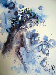 Bubble... by maroe