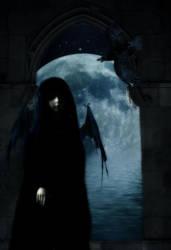 The dark angel of dolls by fullyalive666