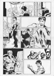 Iron and Cap 1/4 by ValeriaP