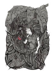 Beautiful Beast by WeirdSwirl
