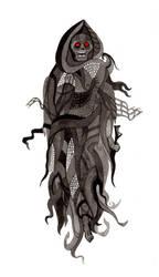 Dark shadow by WeirdSwirl