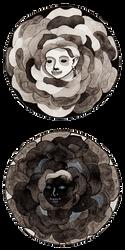 Flowers by WeirdSwirl