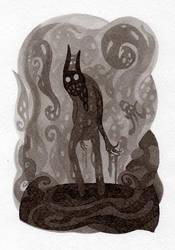 Muddy monster by WeirdSwirl