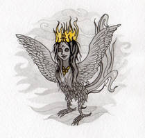 The sirin by WeirdSwirl