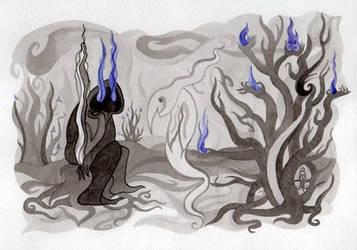 Reaper by WeirdSwirl
