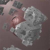 Orbital Prison System by kc267267