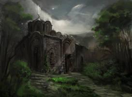 Church by saydistance1