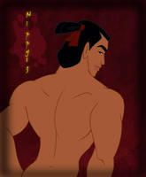 The First Night With Mulan by Nippy13
