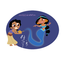 Jasmine and her Prince by Nippy13