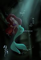 Ariel-Keep My Secret by Nippy13
