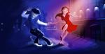 Lindy Hop Dancer by Nippy13