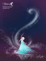 Frozen - Let it go by Nippy13