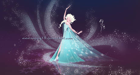 Frozen - Let it go (Cropped Version) by Nippy13