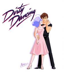 Creamy Mami Dirty Dancing by Nippy13