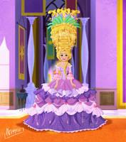 Rapunzel Baroque by Nippy13
