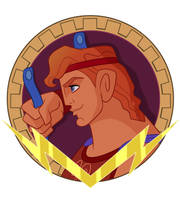 Hercules Limited Edition Pin by Nippy13