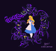Alice in Darkland by Nippy13
