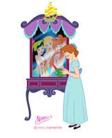 Mirror Princess-Wendy by Nippy13
