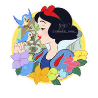 Snow White by Nippy13
