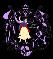 Snow White Nightmare by Nippy13