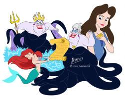 Ariel betrayal by Nippy13