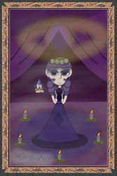 Crystal, the Secretive by juicyishere