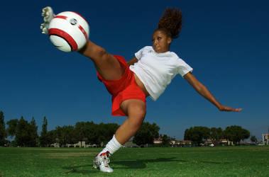 Ball Kick by RyanTubongbanua