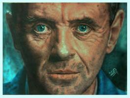 Hannibal portrait by AleksandarPK