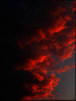 Burning sky by lettherebelove01