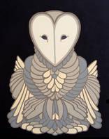 Owl Totem One by friendbeast