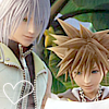 SoRiku Icon by Nami-Lee