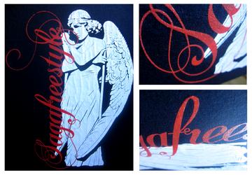 Angel of Death by sagafreestyle