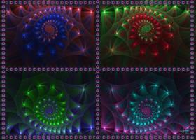 Window Spirals by Ashnandoah