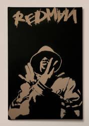 Redman by shureoner