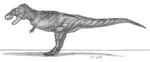 Horner's Lazy T.rex by EmperorDinobot