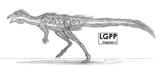 Laquintasaura venezuelae version 2 by EmperorDinobot