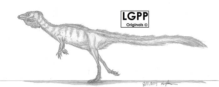 Lesothosaurus diagnosticus by EmperorDinobot