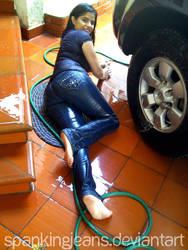 She's Wet 3 by SpankingJeans