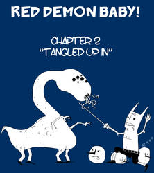 red demon baby - chapter 2 by mike-mclennan