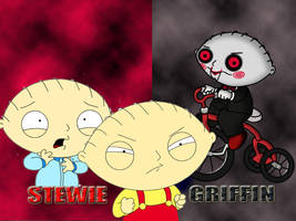 stewie griffin family guy by russ09