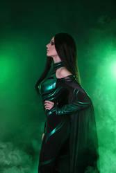 Marvel Cosplay: Hela by MsAlyona