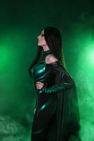 Marvel Cosplay: Hela by MsAlyona