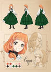 Enya Concept Design by Netsubou