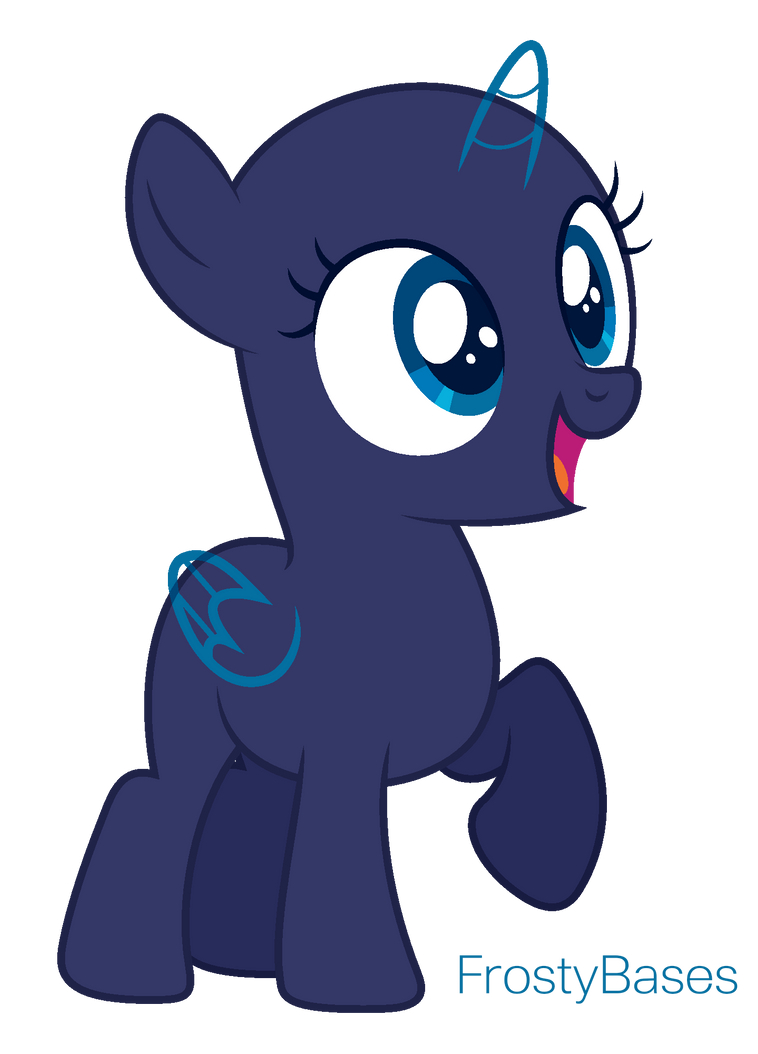 base mlp deviantart foal bases baby excuse foals deviant hippogriff mspaint f2u friendly filly pony fill browse prints similar explore