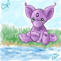 Copi - Fidele by PokemonRebirthClub